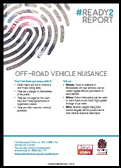 Off -road Factsheet