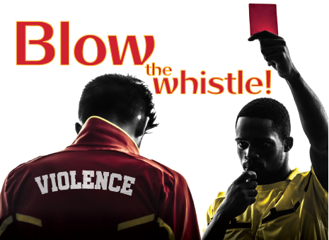 Blow The Whistle On DV