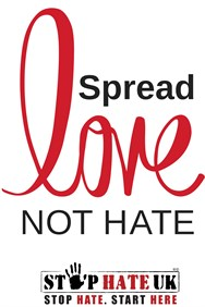 Spread Love Not Hate 2